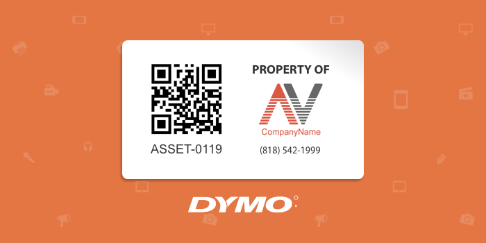 dymo-asset-labeling-software